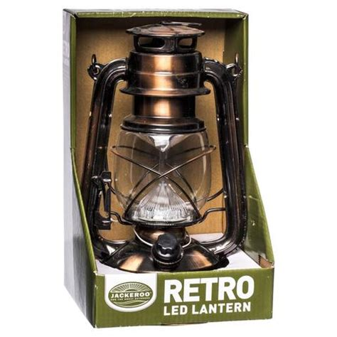 L And Lantern by Retro Led Lantern Kmart