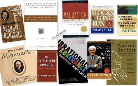 10 Books You Should Read by Top 10 Investing Books You Should Read