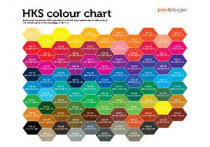 spot color definition spot colour printing with the hks colour palette