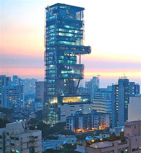 billion dollar home antilia local pulse indian