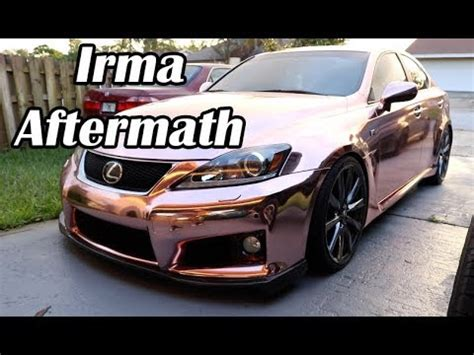 rose gold lexus rose gold lexus isf bath time youtube