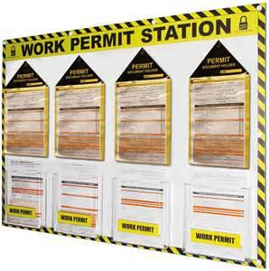 work permit station