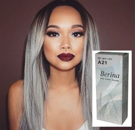 platinum gray hair color 25 best ideas about permanent silver hair dye on