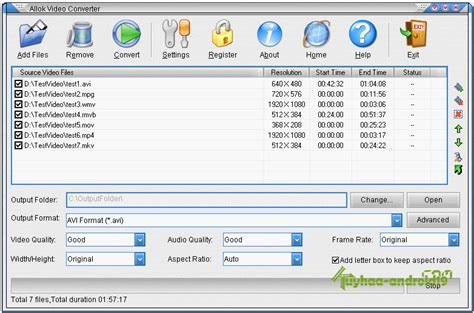 format mxf adalah allok converter download full