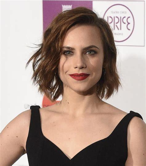 fotos de famosas y los cortes de pelo tendencia en 2016 corte de pelo a la moda 2016 dama