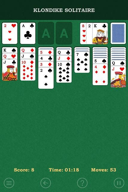klondike solitaire  patience card game universal iphone ipad ipod forums  imorecom
