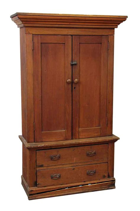 Cabinets With Drawers On The Bottom by American Style Wooden Cabinet With Bottom Drawers Olde