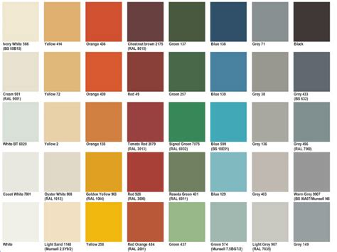 jotun colour card marine web store ireland