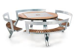 multifunction outdoor dining table furniture design ideas