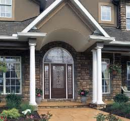 Exterior Entryway Designs by Designing Your Front Entryway The House Designers