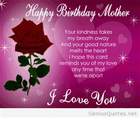 Happy Birthday Quotes For In Happy Birthday Mom Quotes