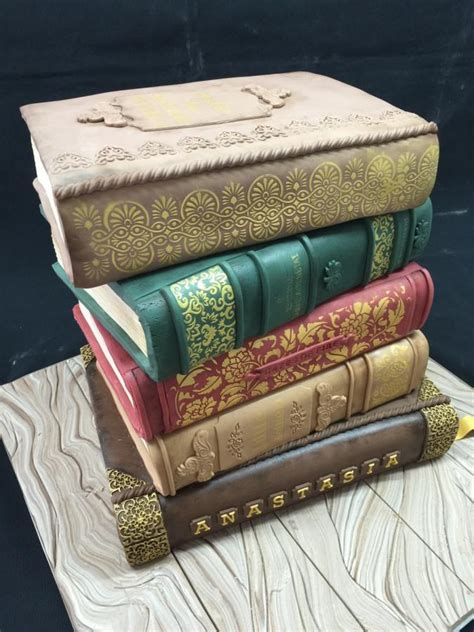 book stacking ideas vintage books cake cake by galatia cakes cake