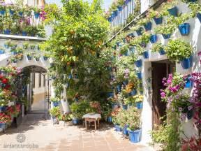 courtyards in c 243 rdoba