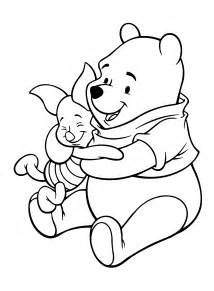 Winnie The Pooh And Piglet Coloring Pages Pooh And Piglet Coloring Pages Coloring Home by Winnie The Pooh And Piglet Coloring Pages