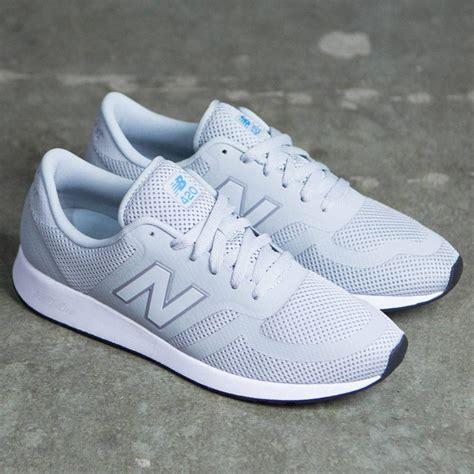 New Balance 420 St Reengineered White Blue new balance 420 re engineered mrl420gy gray light grey blue atoll