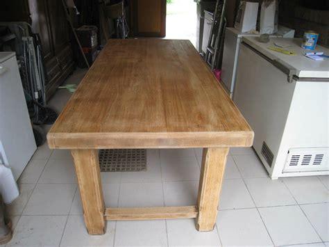 Comment Renover Une Table En Chene Vernie eclaircir une table en ch 234 ne patines couleurs
