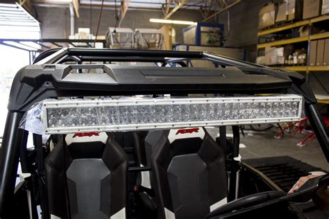 30 Inch Light Bar by Utv Inc Polaris Rzr Xp 1000 Amp 900s Under Roof 30 Quot Led