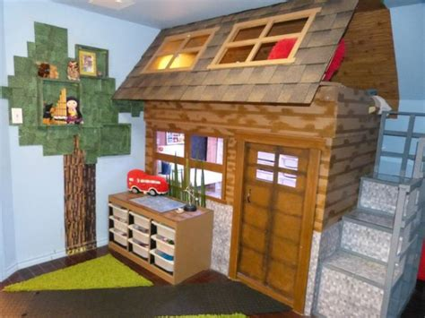 awesome minecraft bedrooms 10 real life video game room decors that ll amaze you