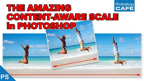 scale pattern in photoshop cs5 how to use content aware scale in photoshop tutorial