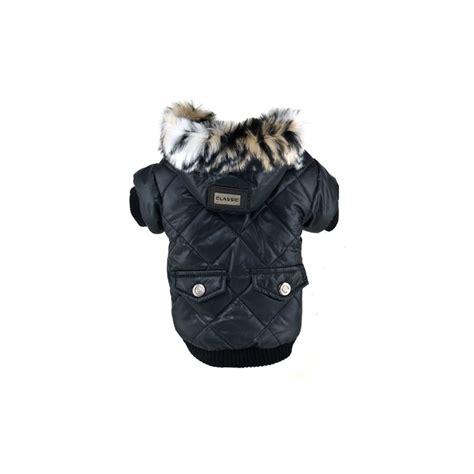 Bunda Fospor 25cm 1 zimn 237 bunda pro psa s kapsami vel s 芻ern 225 tvujpejsek cz