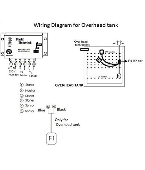 water level controller wiring diagram wiring diagram and