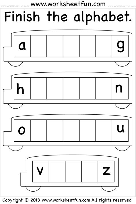 printing alphabet letters worksheet missing lowercase letters missing small letters