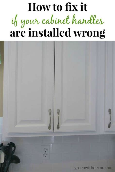 how to fix cracked cabinet door nationdedal