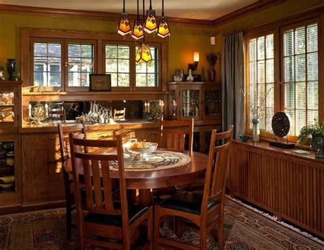 craftsman dining room ideas