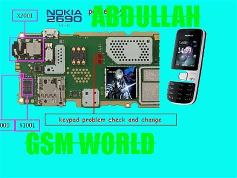 nokia 2690 battery meter themes mobile nokia 2690 keypad problem nokia 2690 keypad ic
