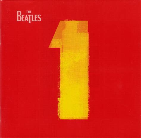 beatles 1 album cover 1 by the beatles music charts