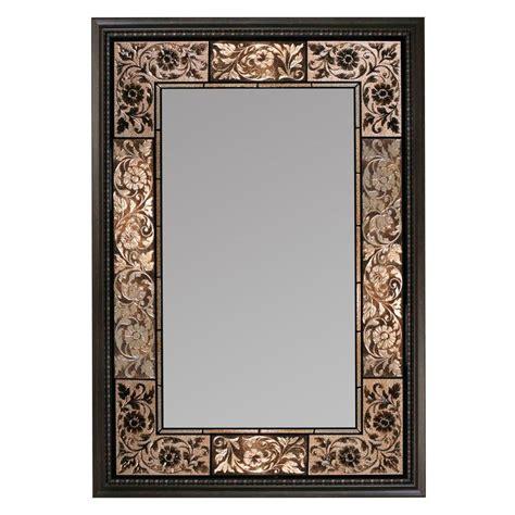 rectangle bathroom mirror