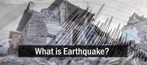 earthquake geology what is earthquake geology page
