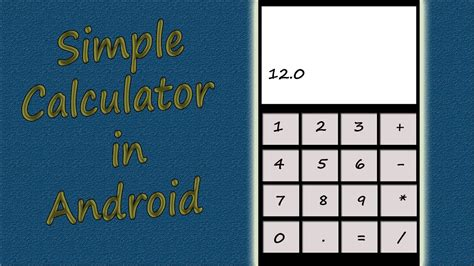android studio tutorial hindi android studio hindi tutorial 7 make simple calculator