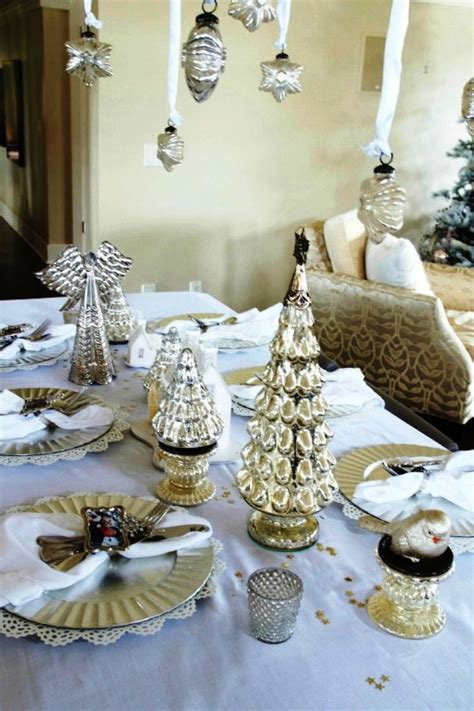 30 simple white christmas decorations ideas decoration love