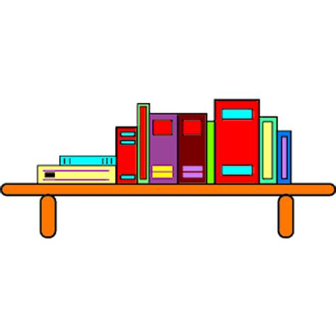 Shelf Clipart by Shelf Clipart Clipart Suggest