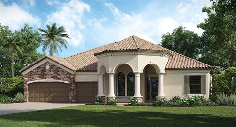 Chapel Floor Plans And Elevations The Toscana Grande Southwest Florida S New Construction
