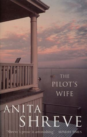 pilots wife  anita shreve reviews discussion