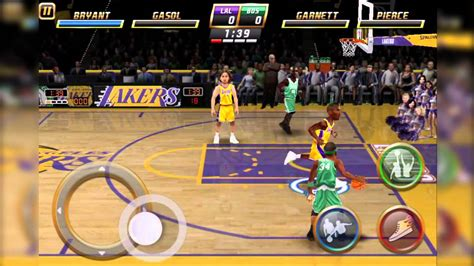 nba jam android nba jam hd jeu gameplay android