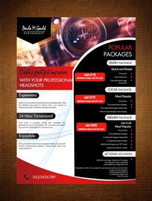 flyer design rates 27 upmarket modern flyer designs for a business in united