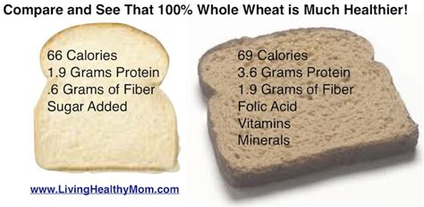whole grains vs white whole wheat a healthy food for and adults whole