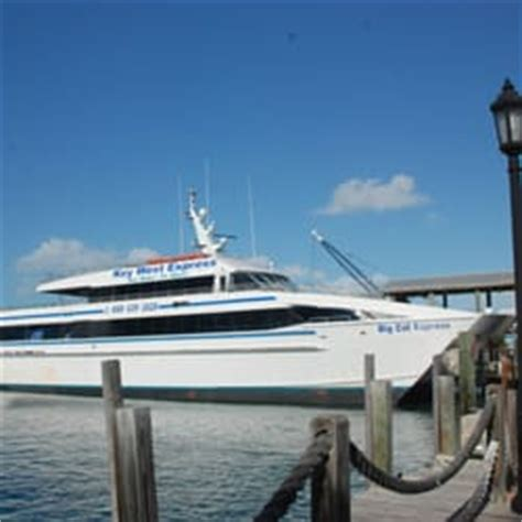 charter boat from fort myers to key west key west express boat charters photos yelp