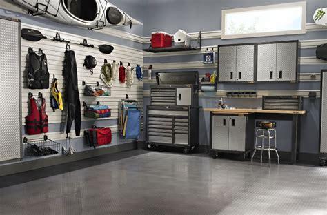 garage wall organization systems