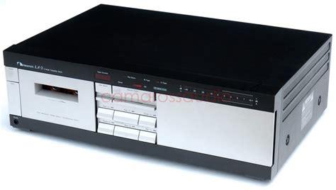 nakamichi lx 3 cassette deck nakamichi lx 3 camaross audio hifi high detail