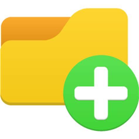 design icon folder folder add icon flatastic 3 iconset custom icon design