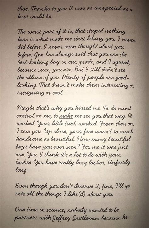 Letters To The Boys I Loved