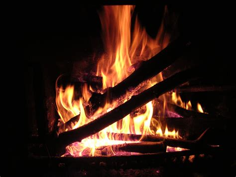 feu de cheminee feu de chemin cheminee noel hd