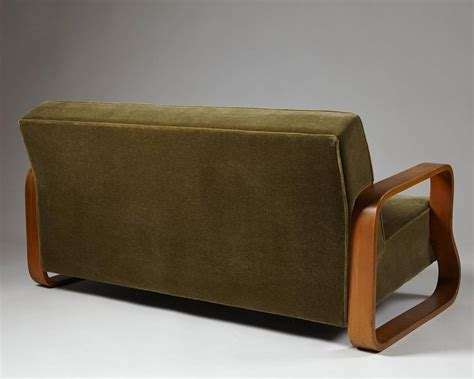 artek sofa sofa model 544 designed by alvar aalto for artek