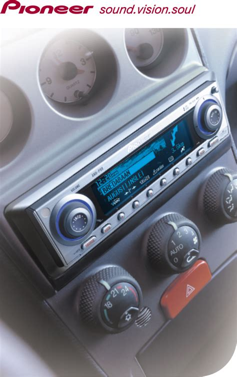 pioneer car stereo system cd player user guide manualsonline