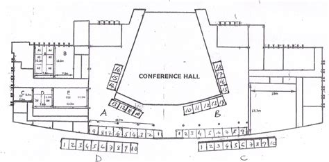 layout plan for exhibition exhibitions africa water week