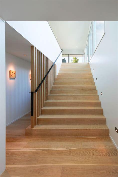 custom bleached white oak flooring covers  floors